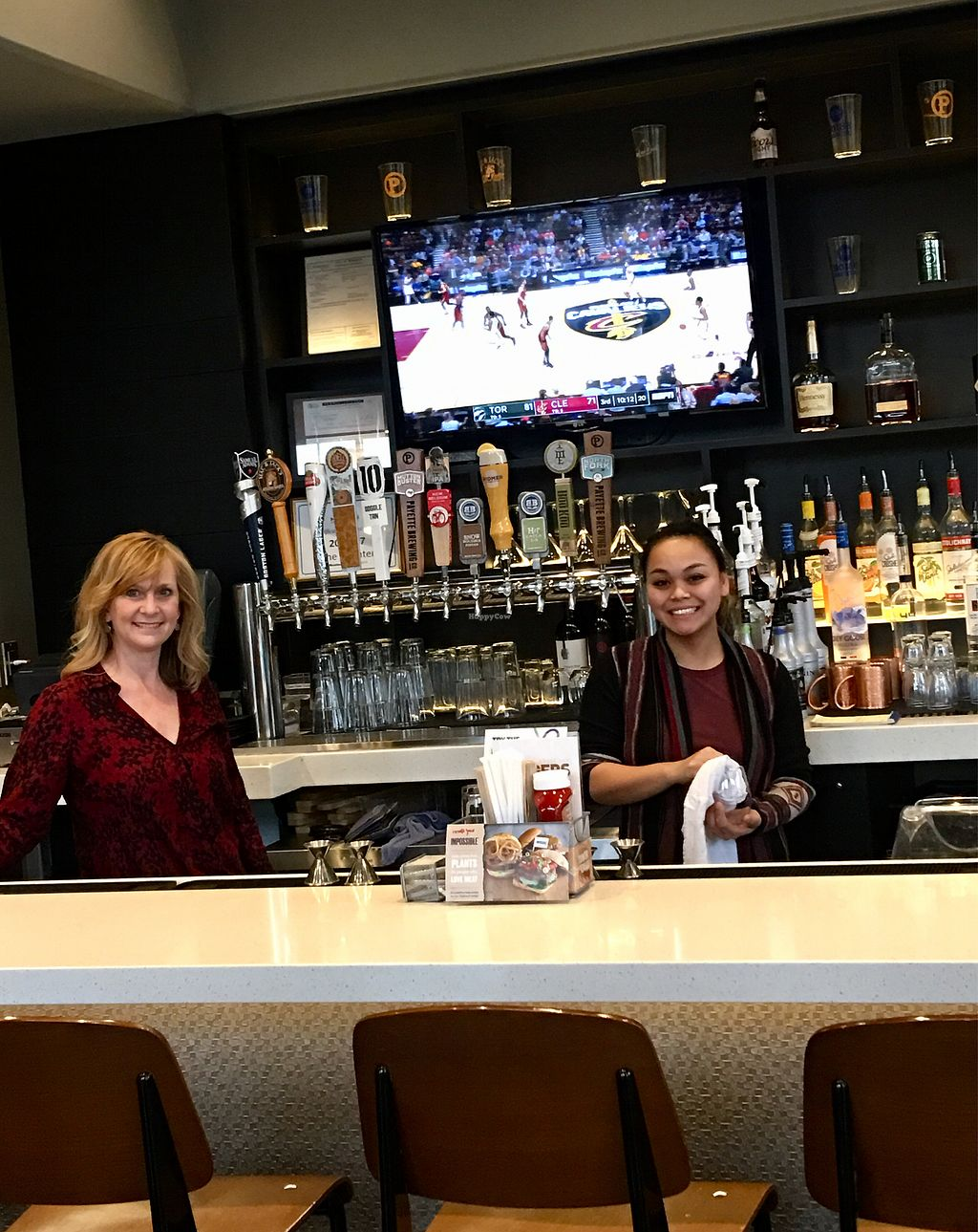 """Photo of The Counter  by <a href=""""/members/profile/ChereseTarter"""">ChereseTarter</a> <br/>Friendly Staff!  <br/> March 22, 2018  - <a href='/contact/abuse/image/109160/374137'>Report</a>"""