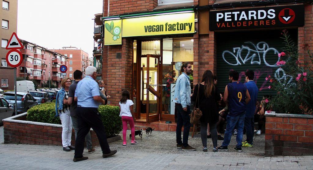 """Photo of Vegan Factory  by <a href=""""/members/profile/VEGANFACTORY"""">VEGANFACTORY</a> <br/>Tienda de alimentos  veganos elaborados artesanalmente, con materia prima ecológica <br/> January 13, 2018  - <a href='/contact/abuse/image/109262/346137'>Report</a>"""