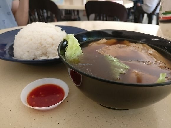 """Photo of Mummy Yummy  by <a href=""""/members/profile/haveUethanherebivore"""">haveUethanherebivore</a> <br/>bak kut teh with rice <br/> March 28, 2018  - <a href='/contact/abuse/image/109321/377256'>Report</a>"""