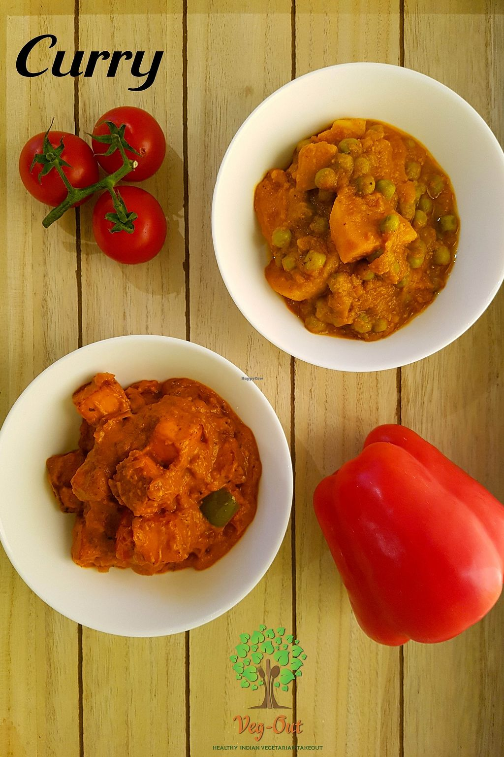 """Photo of Veg-Out  by <a href=""""/members/profile/VegOut-Amsterdam"""">VegOut-Amsterdam</a> <br/>Authentic & delicious Indian curries with right amount of spiciness <br/> January 12, 2018  - <a href='/contact/abuse/image/109336/345846'>Report</a>"""