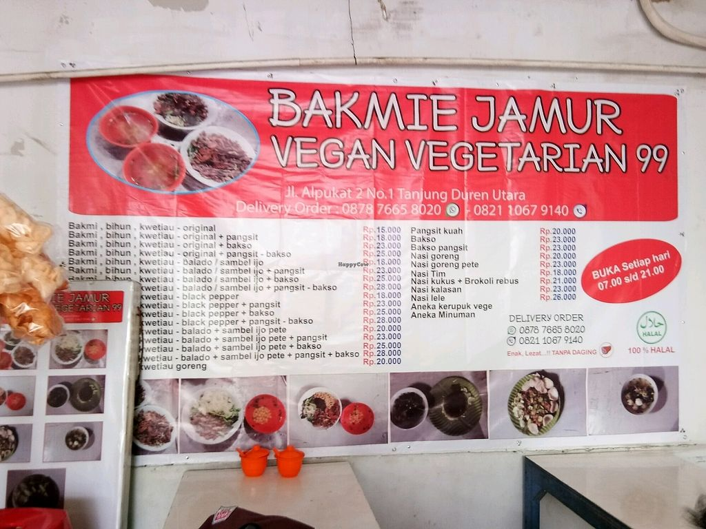"""Photo of Bakmie Jamur  by <a href=""""/members/profile/QueenieBee"""">QueenieBee</a> <br/>menu <br/> January 18, 2018  - <a href='/contact/abuse/image/109374/347919'>Report</a>"""