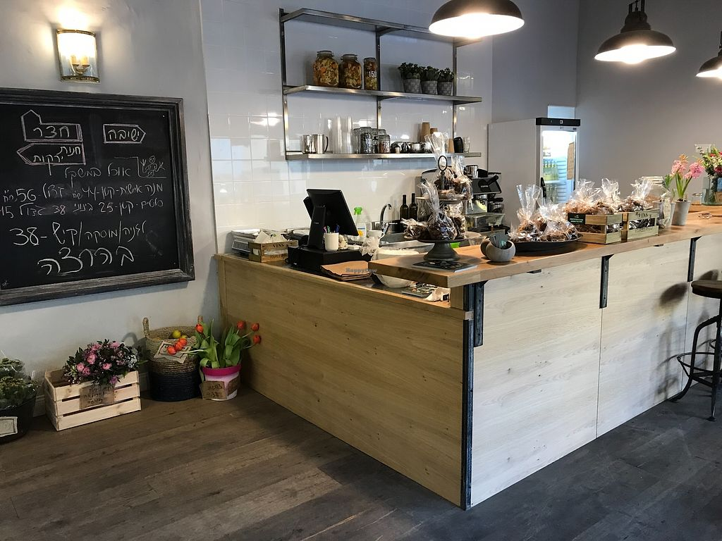 """Photo of Meshek Barzilay Deli  by <a href=""""/members/profile/Brok%20O.%20Lee"""">Brok O. Lee</a> <br/>coffee and cakes <br/> January 13, 2018  - <a href='/contact/abuse/image/109391/346254'>Report</a>"""