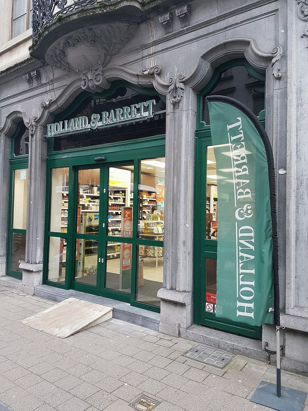 "Photo of Holland & Barrett  by <a href=""/members/profile/TrudiBruges"">TrudiBruges</a> <br/>leuven. front <br/> January 24, 2018  - <a href='/contact/abuse/image/109405/350539'>Report</a>"