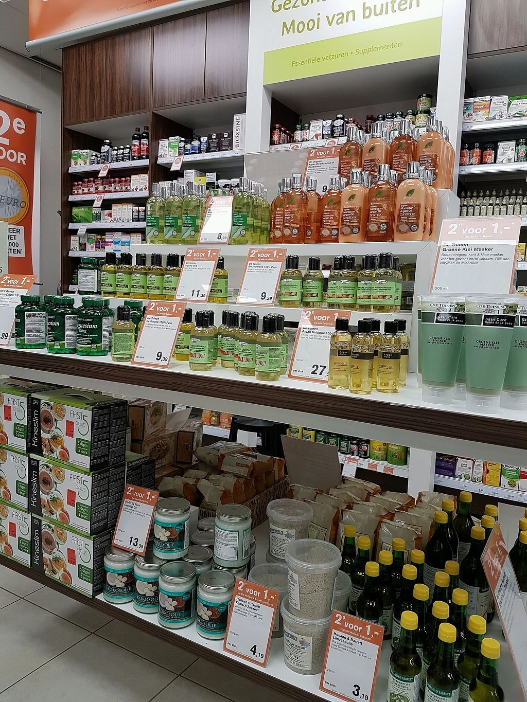 "Photo of Holland & Barrett  by <a href=""/members/profile/TrudiBruges"">TrudiBruges</a> <br/>interior leuven holland and barrett <br/> January 24, 2018  - <a href='/contact/abuse/image/109405/350540'>Report</a>"
