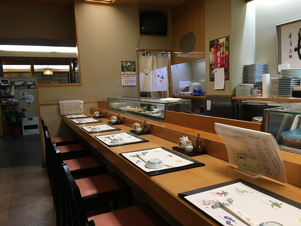 "Photo of Sushi Sansui  by <a href=""/members/profile/RobertoGuerra"">RobertoGuerra</a> <br/>Traidtional sushi bar <br/> January 14, 2018  - <a href='/contact/abuse/image/109413/346378'>Report</a>"
