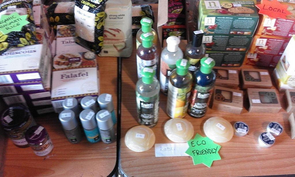 """Photo of Rootski Co-op  by <a href=""""/members/profile/KozzieFonz"""">KozzieFonz</a> <br/>Toiletries and eco products <br/> January 19, 2018  - <a href='/contact/abuse/image/109414/348154'>Report</a>"""