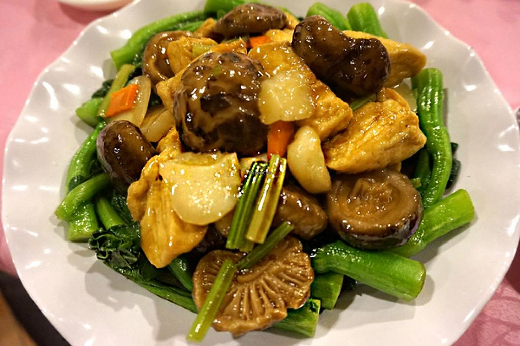 """Photo of Treasure Vegetarian Restaurant  by <a href=""""/members/profile/Stevie"""">Stevie</a> <br/>1 <br/> June 12, 2015  - <a href='/contact/abuse/image/10941/105660'>Report</a>"""