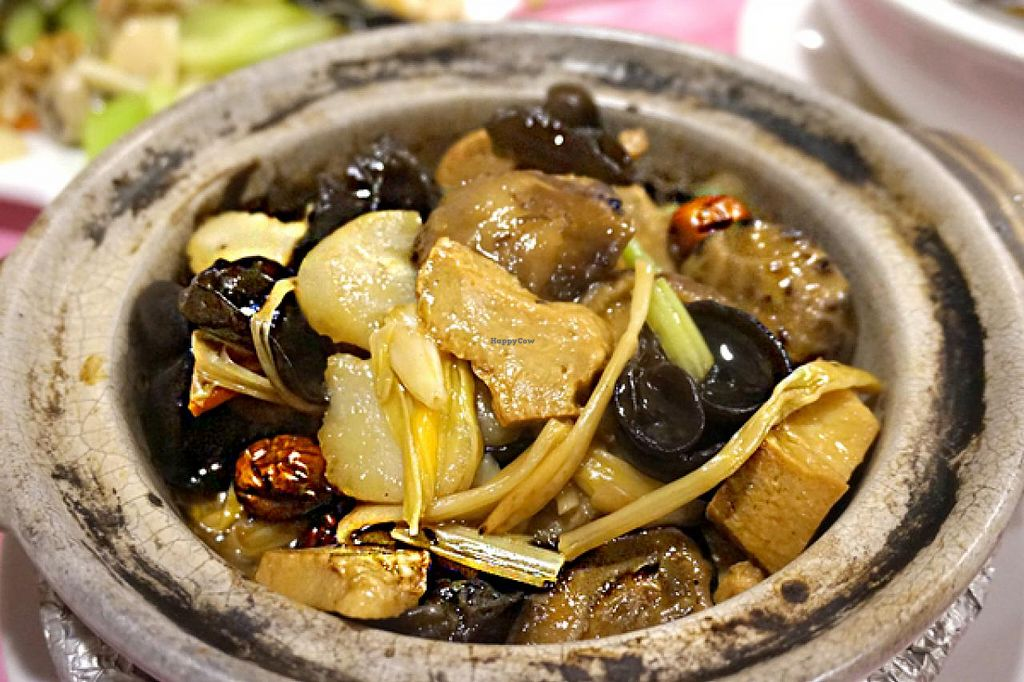 """Photo of Treasure Vegetarian Restaurant  by <a href=""""/members/profile/Stevie"""">Stevie</a> <br/>8 <br/> June 12, 2015  - <a href='/contact/abuse/image/10941/105667'>Report</a>"""