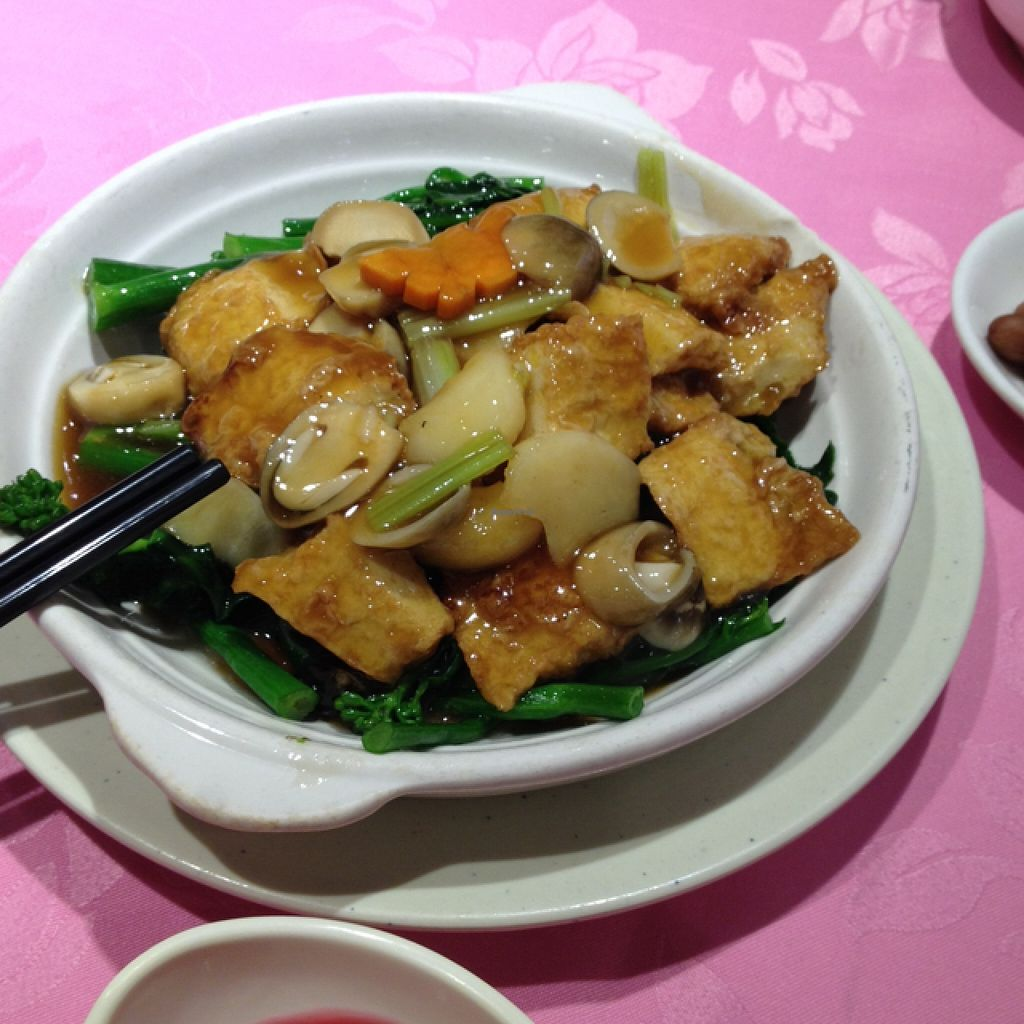 """Photo of Treasure Vegetarian Restaurant  by <a href=""""/members/profile/Veg4Jay"""">Veg4Jay</a> <br/>way yummy <br/> October 19, 2015  - <a href='/contact/abuse/image/10941/121883'>Report</a>"""