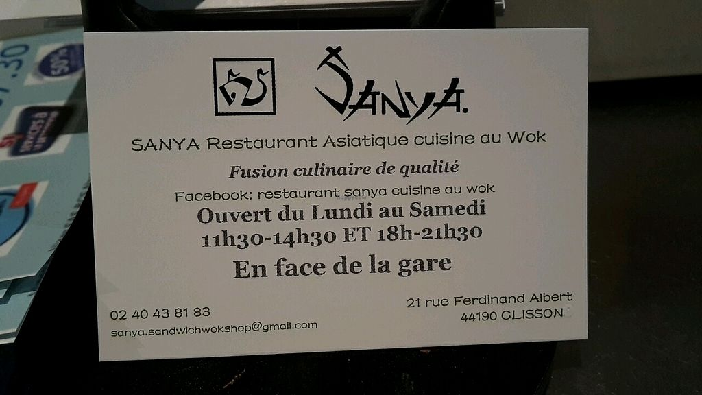 """Photo of Sanya Cuisine au Wok  by <a href=""""/members/profile/florence_alliese"""">florence_alliese</a> <br/>Informations  <br/> January 14, 2018  - <a href='/contact/abuse/image/109435/346473'>Report</a>"""