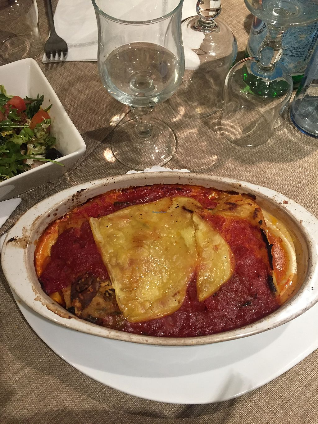 "Photo of Sous un Ciel d'Italie  by <a href=""/members/profile/auroreFR"">auroreFR</a> <br/>Vegetable lasagnas  <br/> January 24, 2018  - <a href='/contact/abuse/image/109465/350545'>Report</a>"