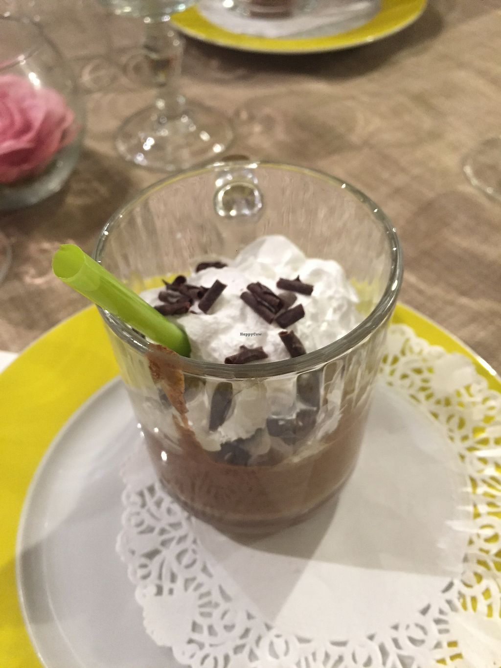 "Photo of Sous un Ciel d'Italie  by <a href=""/members/profile/auroreFR"">auroreFR</a> <br/>Aquafaba chocolate mousse <br/> January 24, 2018  - <a href='/contact/abuse/image/109465/350548'>Report</a>"