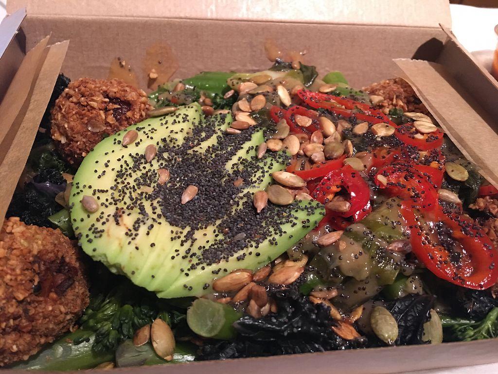 "Photo of The Vegan Alternative: Burger & Bao  by <a href=""/members/profile/Duki"">Duki</a> <br/>Salad <br/> April 12, 2018  - <a href='/contact/abuse/image/109633/384712'>Report</a>"