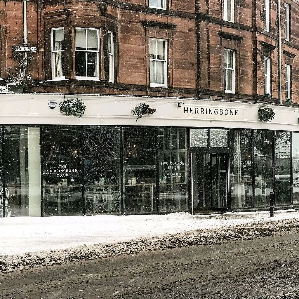 """Photo of The Herringbone  by <a href=""""/members/profile/craigmc"""">craigmc</a> <br/>snow <br/> March 25, 2018  - <a href='/contact/abuse/image/109645/375943'>Report</a>"""