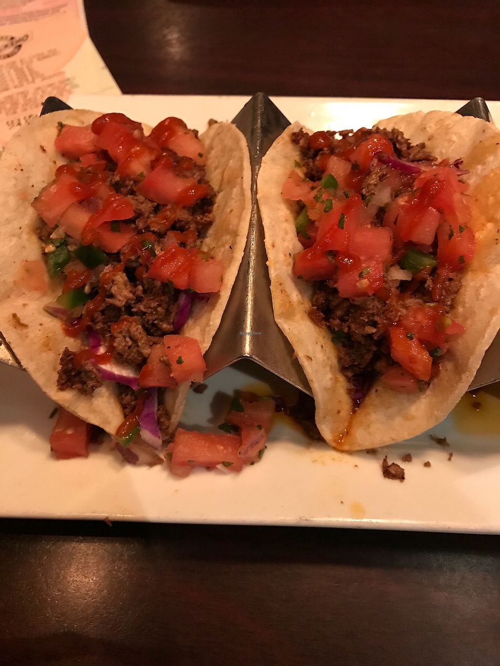 """Photo of Terry's Terrace  by <a href=""""/members/profile/b_randy"""">b_randy</a> <br/>Cajun Impossible Tacos <br/> January 23, 2018  - <a href='/contact/abuse/image/109658/349959'>Report</a>"""