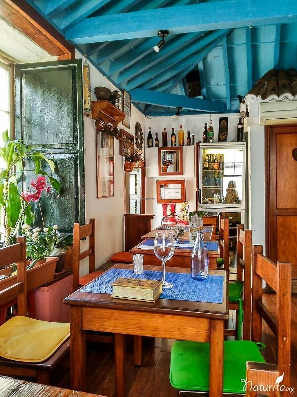 """Photo of Enriclai  by <a href=""""/members/profile/Naturita"""">Naturita</a> <br/>The restaurant is located in an old tipical canarian house <br/> January 17, 2018  - <a href='/contact/abuse/image/109674/347785'>Report</a>"""
