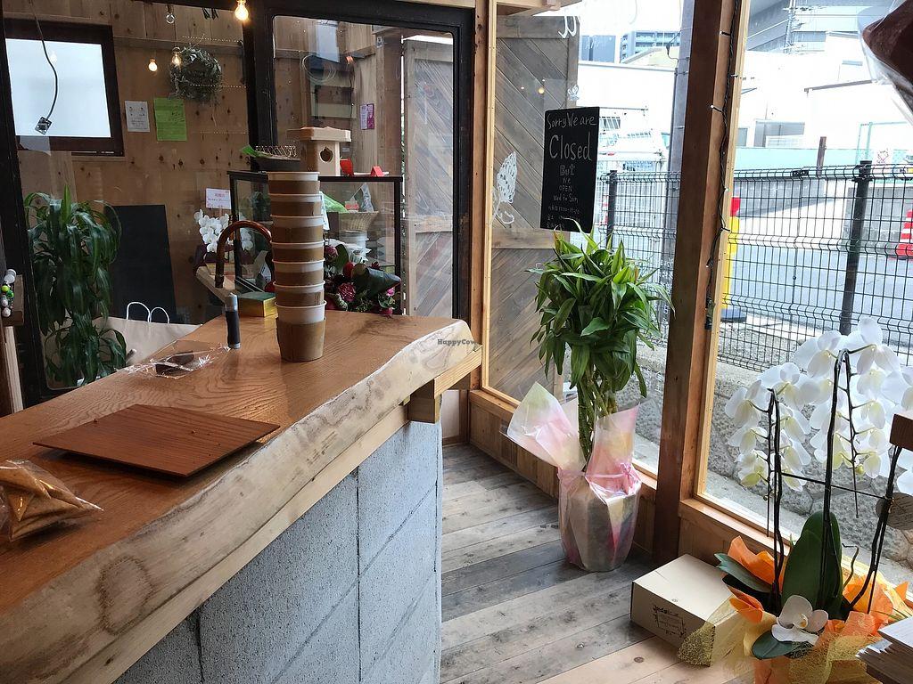 "Photo of Onwa  by <a href=""/members/profile/YosukeSuetake"">YosukeSuetake</a> <br/>cafe onwa ""Japanese tea & Vegan"" open: Sun  13:00-19:00 Mon off TUE off Wed  13:00-19:00 Thu  13:00-19:00 Fri  13:00-22:00 Sat  13:00-22:00  https://www.instagram.com/onwa_cafe/ <br/> February 26, 2018  - <a href='/contact/abuse/image/109696/364210'>Report</a>"