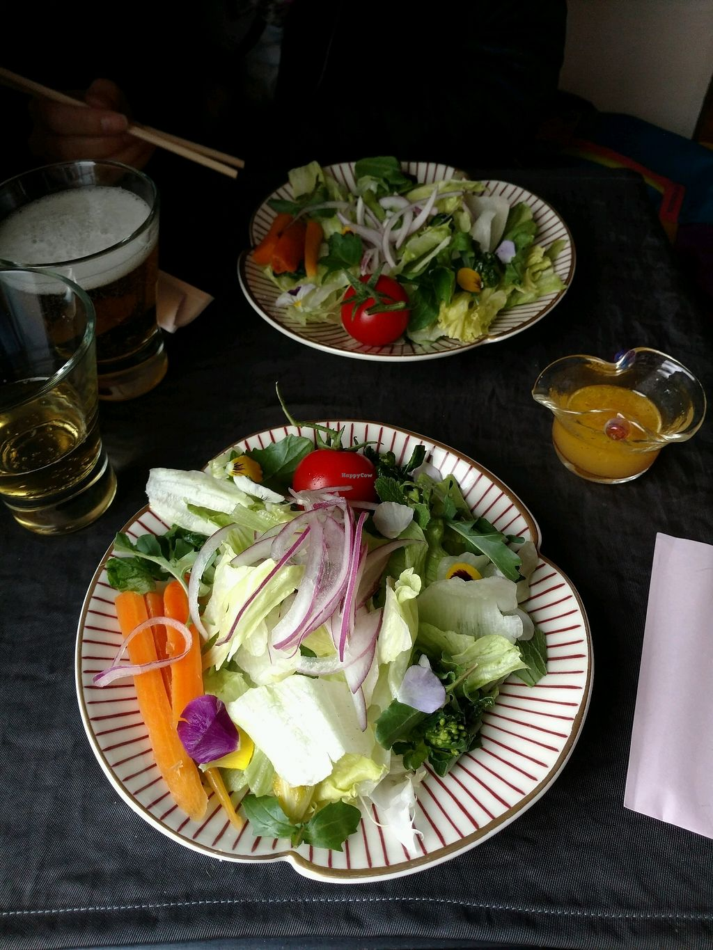 """Photo of Onwa  by <a href=""""/members/profile/barbicanben"""">barbicanben</a> <br/>Salad with orange dressing <br/> April 12, 2018  - <a href='/contact/abuse/image/109696/384457'>Report</a>"""