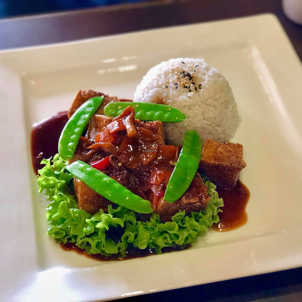 "Photo of Dessert Library  by <a href=""/members/profile/CherylQuincy"">CherylQuincy</a> <br/>Braised Tofu Rice <br/> January 17, 2018  - <a href='/contact/abuse/image/109698/347465'>Report</a>"