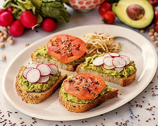 """Photo of Acai Sisters  by <a href=""""/members/profile/FioreM"""">FioreM</a> <br/>Avocado Toast <br/> January 17, 2018  - <a href='/contact/abuse/image/109708/347522'>Report</a>"""