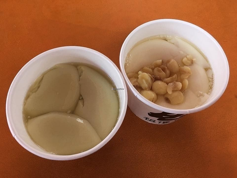 "Photo of Woong Kee Traditional Beancurd - Maxwell Food Centre  by <a href=""/members/profile/CherylQuincy"">CherylQuincy</a> <br/>Beancurd bowls <br/> January 18, 2018  - <a href='/contact/abuse/image/109715/347836'>Report</a>"