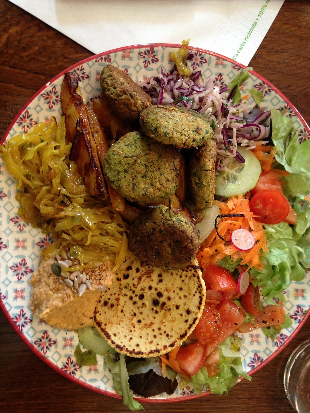 """Photo of Olea Mediterranean Cuisine  by <a href=""""/members/profile/charlot669"""">charlot669</a> <br/>Falafel <br/> March 12, 2018  - <a href='/contact/abuse/image/109716/369892'>Report</a>"""