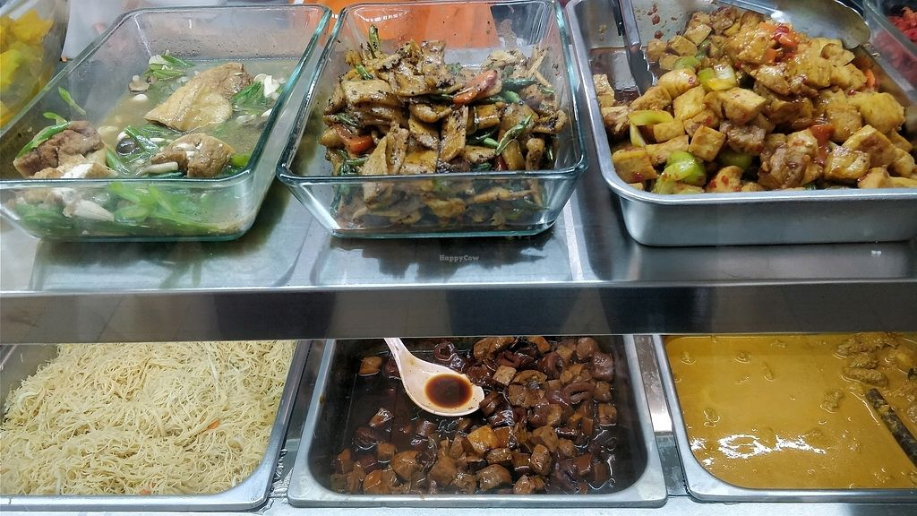 "Photo of Yuan Yuan Vegetarian Cuisine  by <a href=""/members/profile/JimmySeah"">JimmySeah</a> <br/>buffet rice selection <br/> January 18, 2018  - <a href='/contact/abuse/image/109724/347997'>Report</a>"