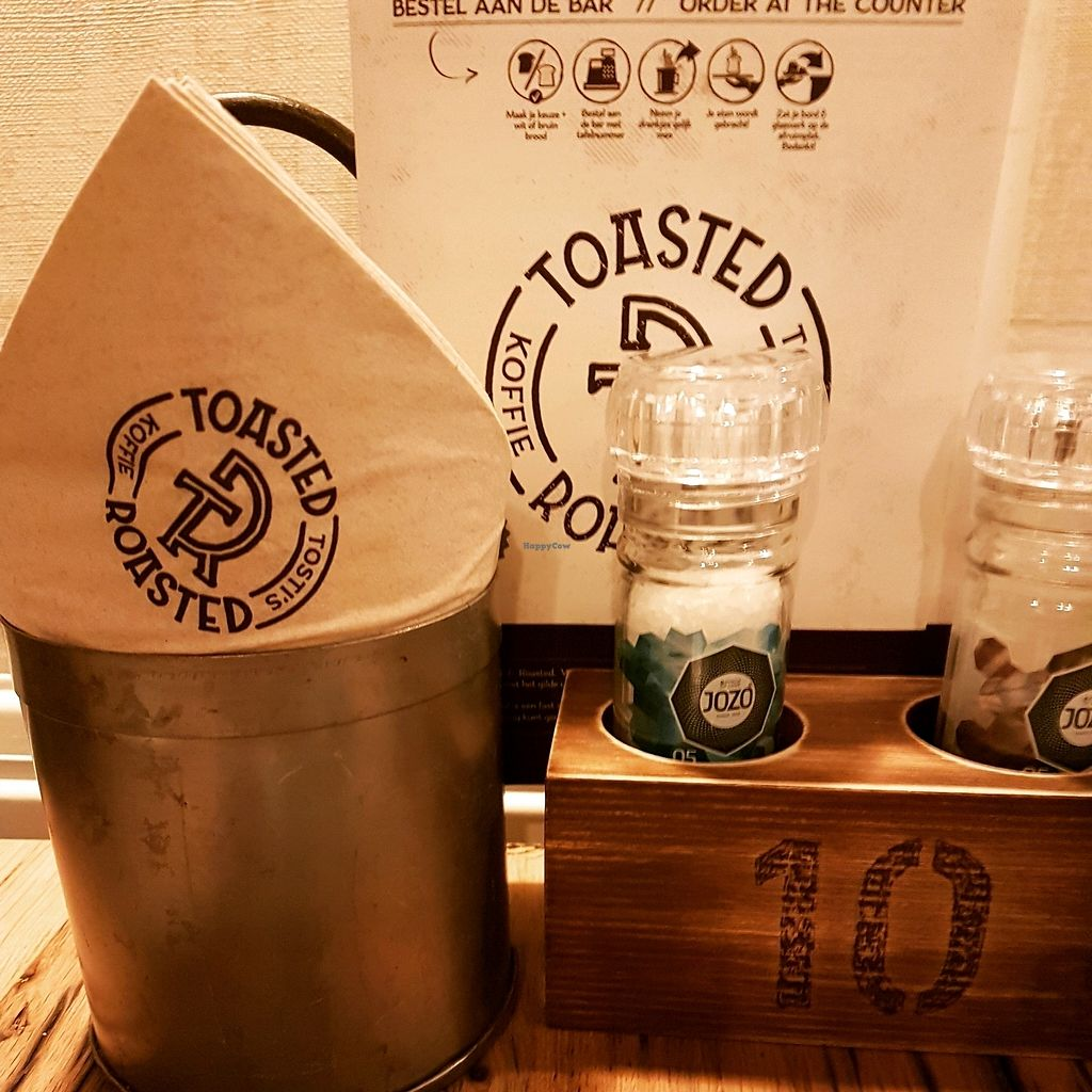 """Photo of Toasted & Roasted  by <a href=""""/members/profile/sandra.."""">sandra..</a> <br/>toasted&roasted den bosch  <br/> January 18, 2018  - <a href='/contact/abuse/image/109725/347878'>Report</a>"""