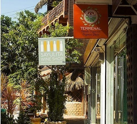 "Photo of Terrenal  by <a href=""/members/profile/TerrenalSayulita"">TerrenalSayulita</a> <br/>Don't miss us! Look for the orange sign <br/> January 17, 2018  - <a href='/contact/abuse/image/109749/347798'>Report</a>"