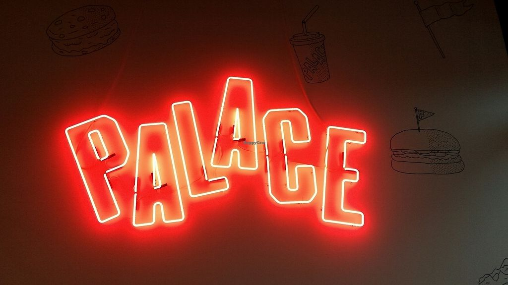 """Photo of Palace  by <a href=""""/members/profile/evajelen"""">evajelen</a> <br/>funky burger place <br/> January 19, 2018  - <a href='/contact/abuse/image/109772/348185'>Report</a>"""
