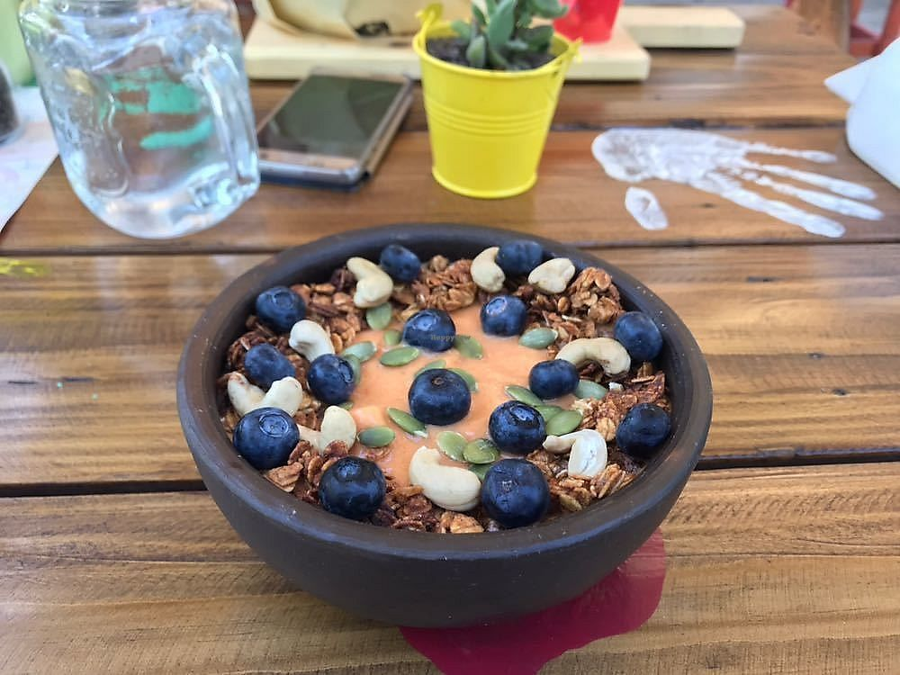 """Photo of Sapiens  by <a href=""""/members/profile/piero.malerba"""">piero.malerba</a> <br/>Smoothie Bowl <br/> January 19, 2018  - <a href='/contact/abuse/image/109799/348588'>Report</a>"""