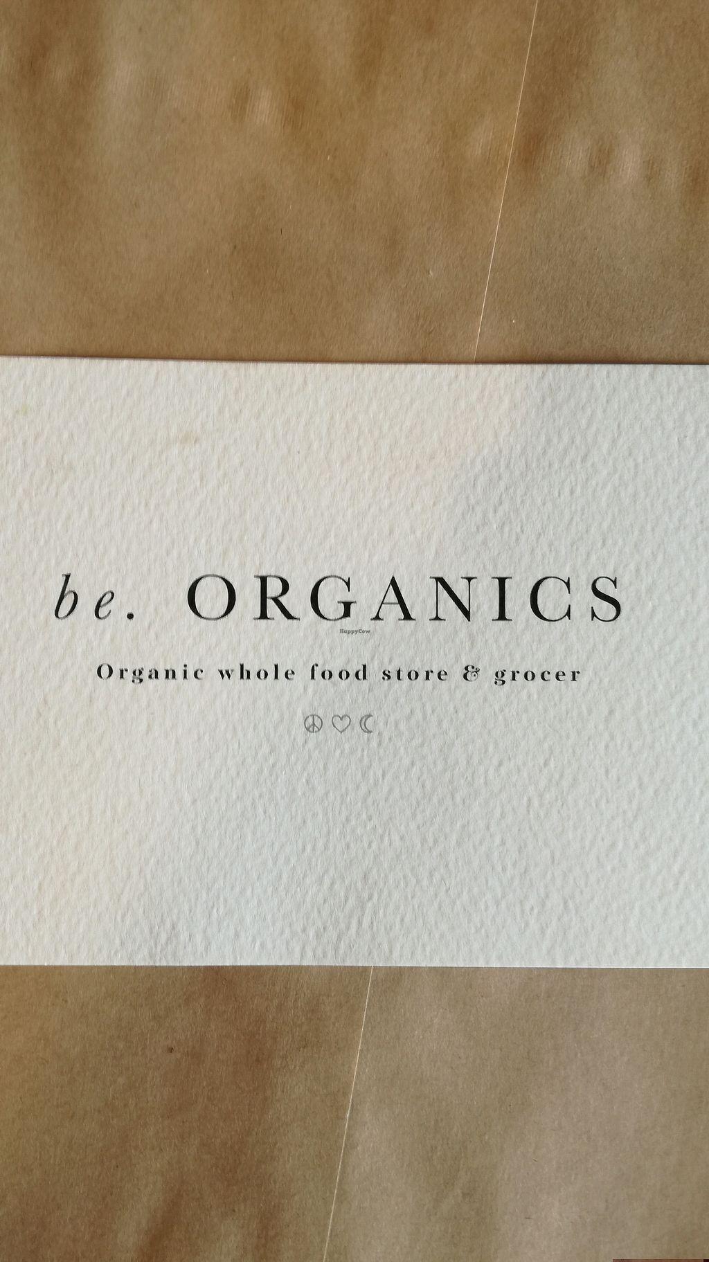"Photo of Be Organics  by <a href=""/members/profile/evajelen"">evajelen</a> <br/>beOrganics <br/> January 24, 2018  - <a href='/contact/abuse/image/109841/350246'>Report</a>"