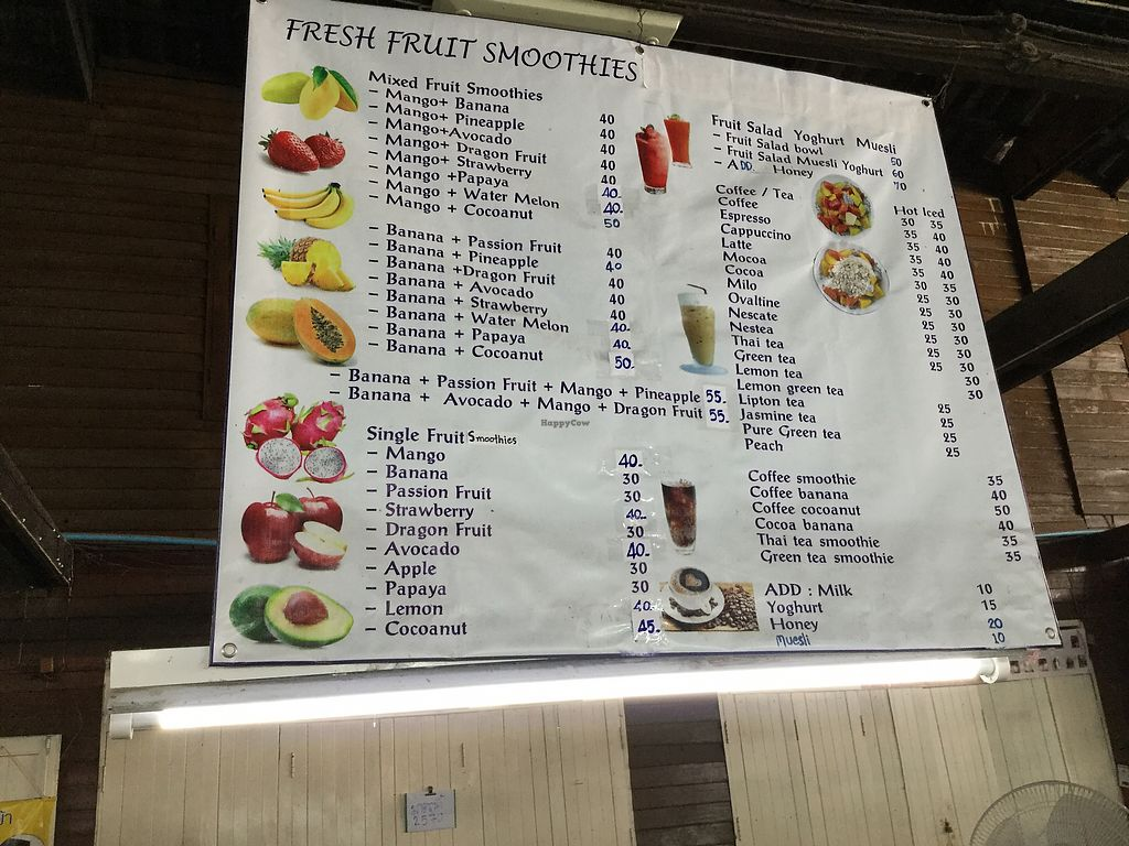 """Photo of Tip's Best Fresh Smoothies  by <a href=""""/members/profile/Mike%20Munsie"""">Mike Munsie</a> <br/>menu <br/> February 4, 2018  - <a href='/contact/abuse/image/109845/354675'>Report</a>"""
