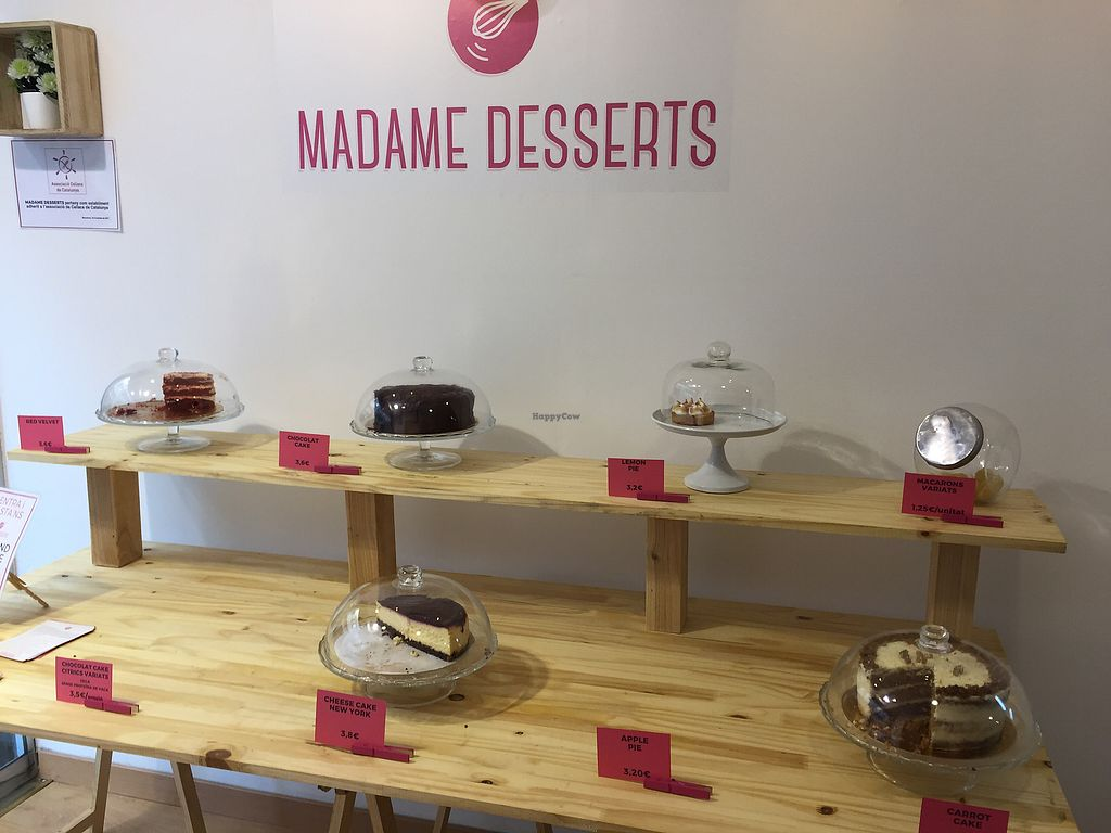 "Photo of Madame Desserts  by <a href=""/members/profile/Jameskille"">Jameskille</a> <br/>Cakes  <br/> January 23, 2018  - <a href='/contact/abuse/image/109855/350150'>Report</a>"