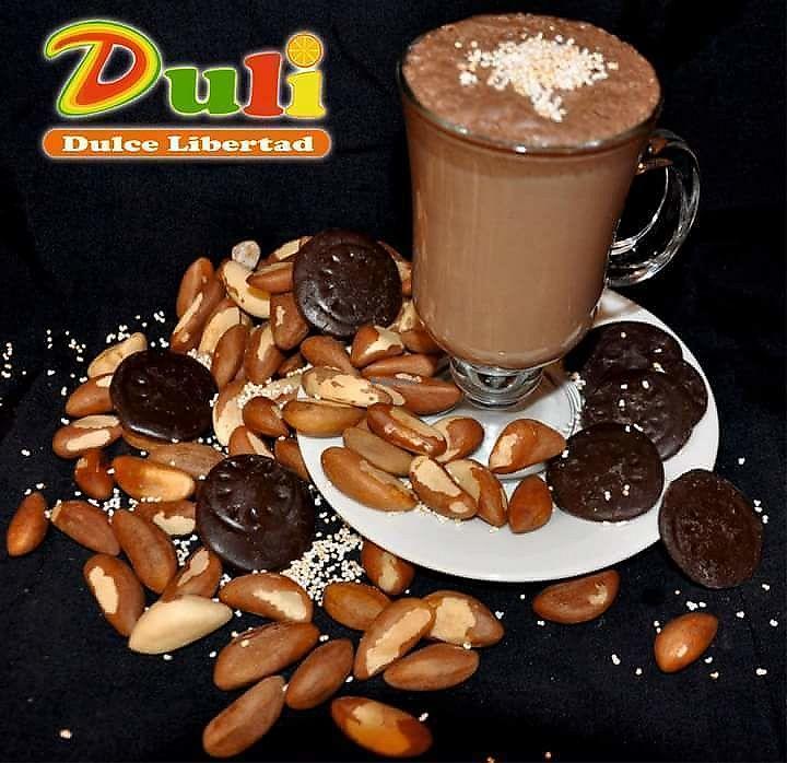 "Photo of Duli  by <a href=""/members/profile/Marielita"">Marielita</a> <br/>Chocolate caliente....leche de castaña más cacao <br/> January 19, 2018  - <a href='/contact/abuse/image/109870/348578'>Report</a>"