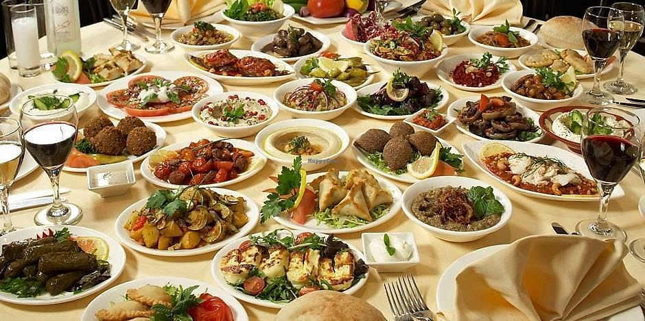 """Photo of The Drawingroom  by <a href=""""/members/profile/MollyMojcaMo"""">MollyMojcaMo</a> <br/>a wide selection of middle east inspired dishes <br/> January 21, 2018  - <a href='/contact/abuse/image/109932/349415'>Report</a>"""