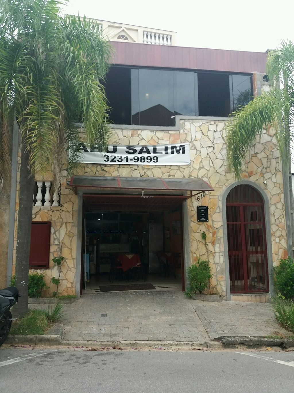 """Photo of Abu Salin Delicias Arabes   by <a href=""""/members/profile/Macintouch"""">Macintouch</a> <br/>Front Door <br/> January 20, 2018  - <a href='/contact/abuse/image/109940/349021'>Report</a>"""