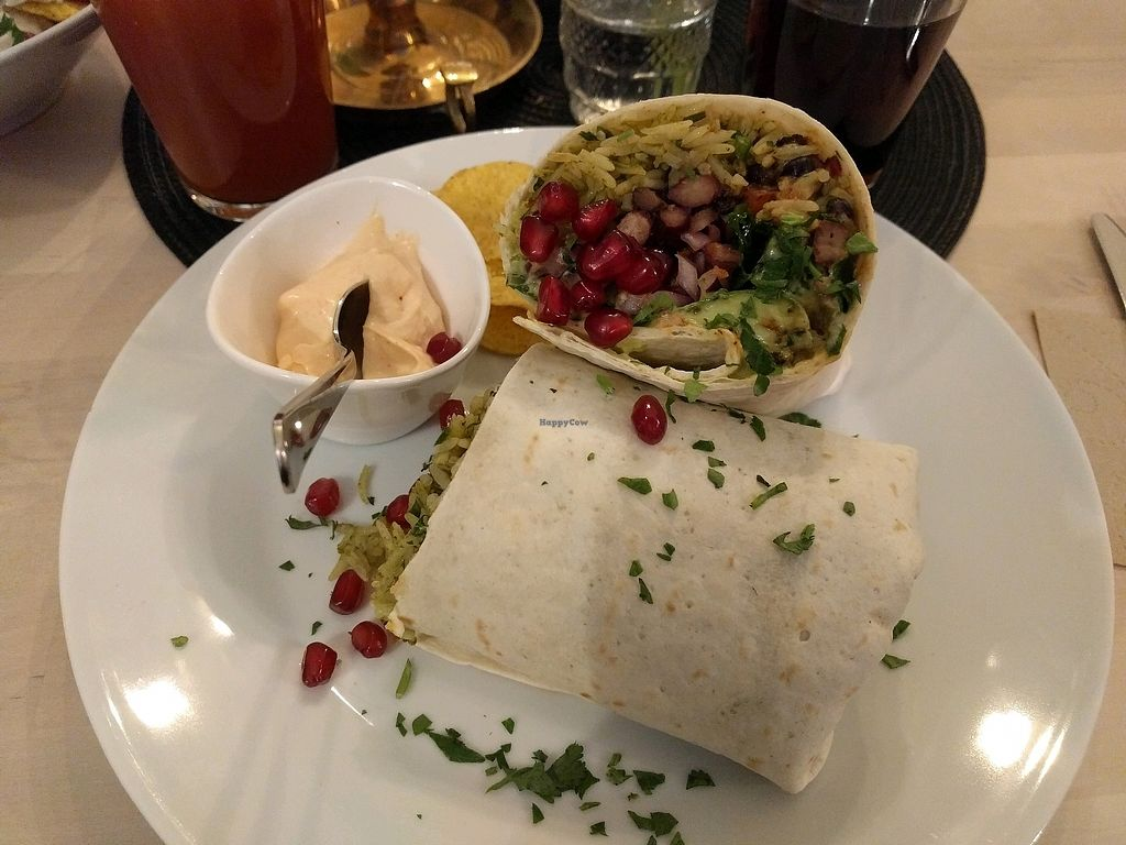"""Photo of Truefood Cafe  by <a href=""""/members/profile/emek"""">emek</a> <br/>burrito <br/> February 24, 2018  - <a href='/contact/abuse/image/109958/363081'>Report</a>"""