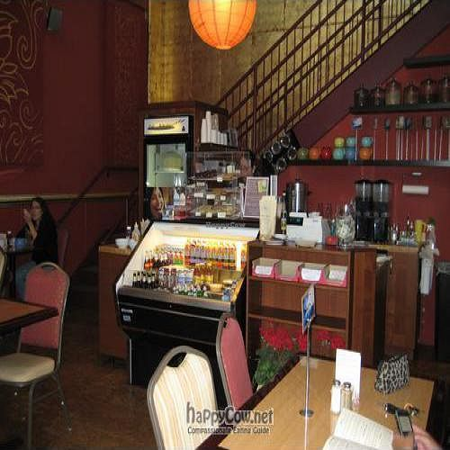 """Photo of CLOSED: World Peace Cafe  by <a href=""""/members/profile/ashleyhansen"""">ashleyhansen</a> <br/>Downstairs <br/> November 28, 2008  - <a href='/contact/abuse/image/10995/1270'>Report</a>"""