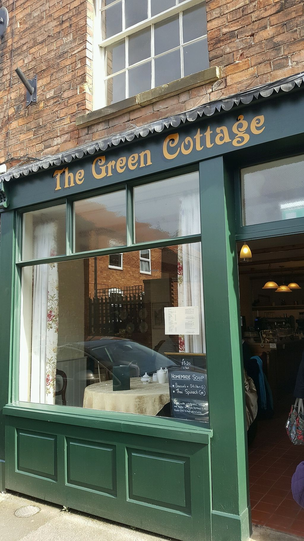 """Photo of The Green Cottage  by <a href=""""/members/profile/KarlAyers"""">KarlAyers</a> <br/>The Green Cottage on Vickers Lane <br/> March 14, 2018  - <a href='/contact/abuse/image/110024/370555'>Report</a>"""