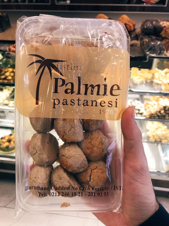 "Photo of Üstün Palmie Pastanesi  by <a href=""/members/profile/veganoteacher"">veganoteacher</a> <br/>Vegan Cookies <br/> March 22, 2018  - <a href='/contact/abuse/image/110043/374259'>Report</a>"