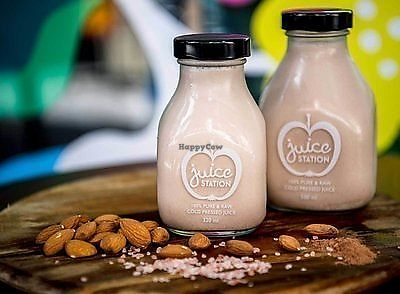 "Photo of Juice Station  by <a href=""/members/profile/SujitMohanty"">SujitMohanty</a> <br/>Best Almond Milk in Perth as reviewed by Critics <br/> January 22, 2018  - <a href='/contact/abuse/image/110122/349656'>Report</a>"