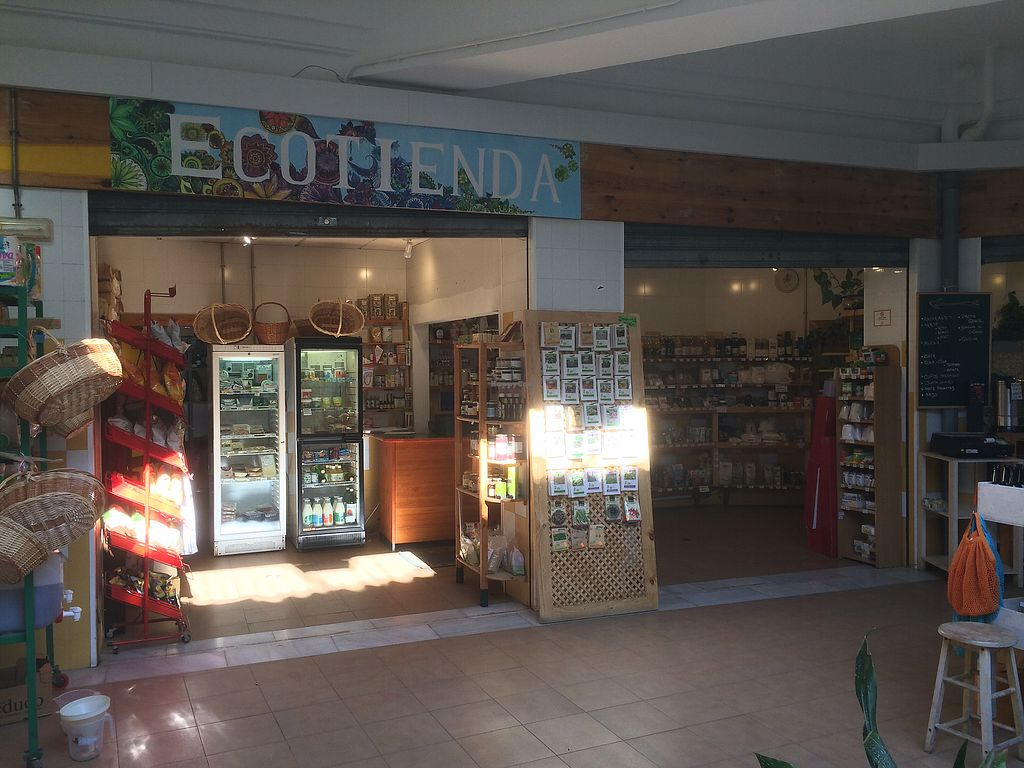 """Photo of Tienda Ecologica  by <a href=""""/members/profile/Sandy_Whitenoise"""">Sandy_Whitenoise</a> <br/>Frontside of the store <br/> January 24, 2018  - <a href='/contact/abuse/image/110186/350510'>Report</a>"""