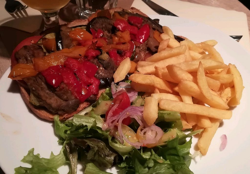 """Photo of Lucernaire  by <a href=""""/members/profile/Happy%20Caro"""">Happy Caro</a> <br/>tartine végétarienne without cheese <br/> January 23, 2018  - <a href='/contact/abuse/image/110187/350110'>Report</a>"""