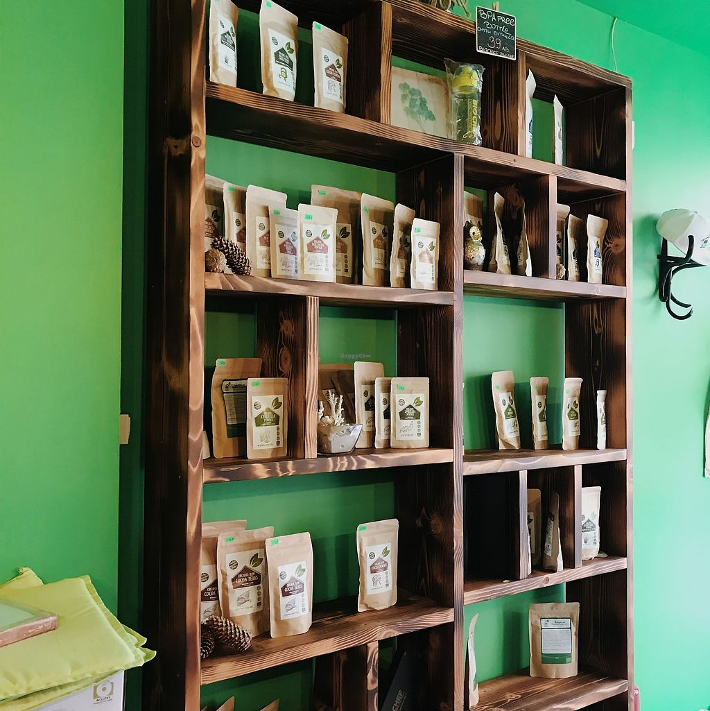 """Photo of Green Library  by <a href=""""/members/profile/maple.chriss"""">maple.chriss</a> <br/>superfood powders <br/> January 22, 2018  - <a href='/contact/abuse/image/110188/349953'>Report</a>"""