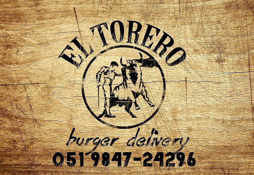 """Photo of El Torero Hamburgueria  by <a href=""""/members/profile/cedres"""">cedres</a> <br/>Logo <br/> February 12, 2018  - <a href='/contact/abuse/image/110245/358384'>Report</a>"""