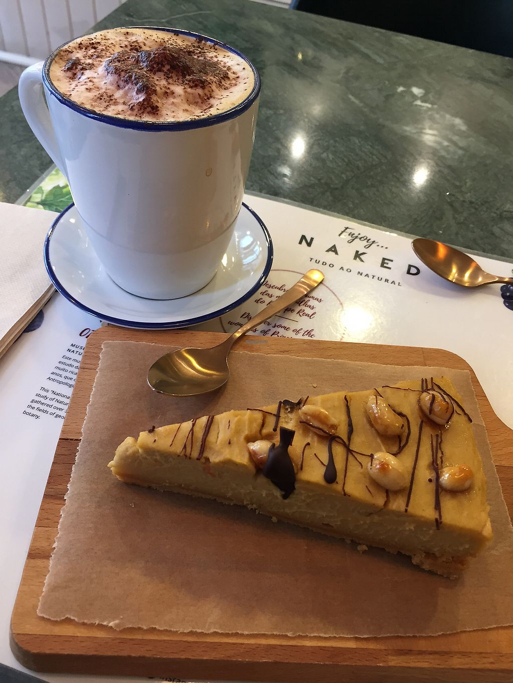 "Photo of Naked  by <a href=""/members/profile/AnaRitaPratas"">AnaRitaPratas</a> <br/>Peanut butter vegan tart  <br/> March 6, 2018  - <a href='/contact/abuse/image/110250/367519'>Report</a>"
