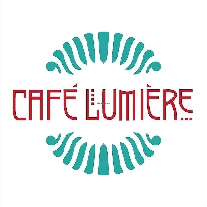"""Photo of Cafe Lumiere  by <a href=""""/members/profile/AmomAssis"""">AmomAssis</a> <br/>Logo <br/> January 24, 2018  - <a href='/contact/abuse/image/110311/350632'>Report</a>"""