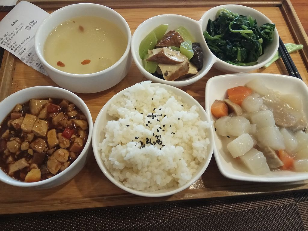 """Photo of ZiZai Xuan SuShi LiaoLi  by <a href=""""/members/profile/1me"""">1me</a> <br/>Lunch menu <br/> January 29, 2018  - <a href='/contact/abuse/image/110316/352330'>Report</a>"""