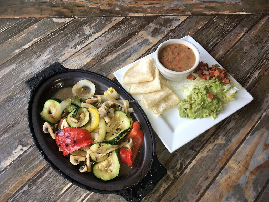 """Photo of Two Drunken Goats  by <a href=""""/members/profile/KellyMulligan"""">KellyMulligan</a> <br/>Sizzling Vegetable Fajitas  <br/> January 30, 2018  - <a href='/contact/abuse/image/110318/352842'>Report</a>"""